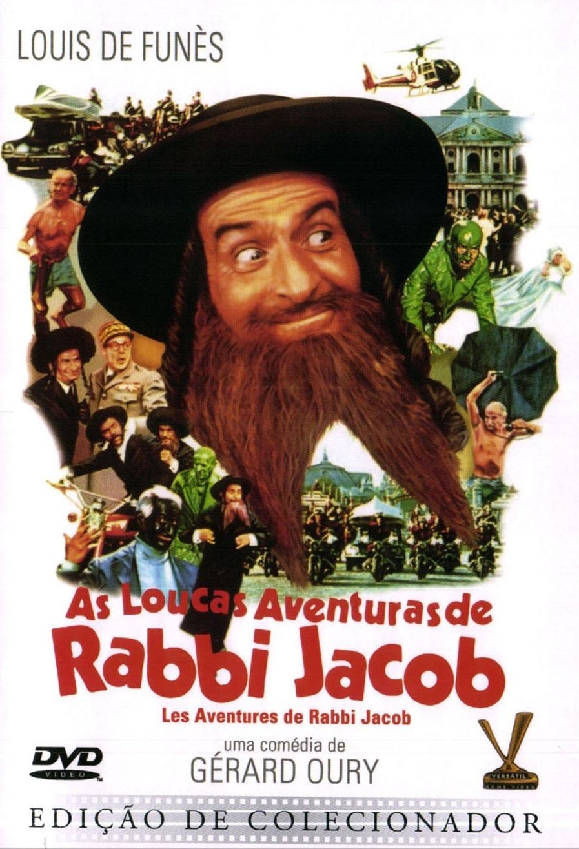 Przygody Rabina Jakuba / Les Aventures de Rabbi Jacob