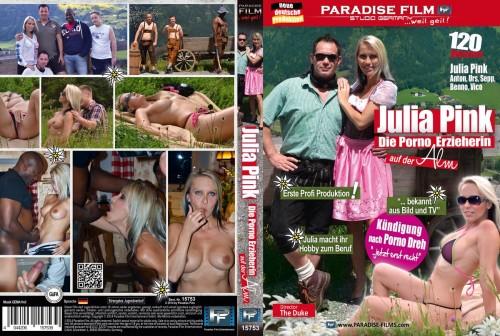 Julia Pink - Die Porno Erzieherin
