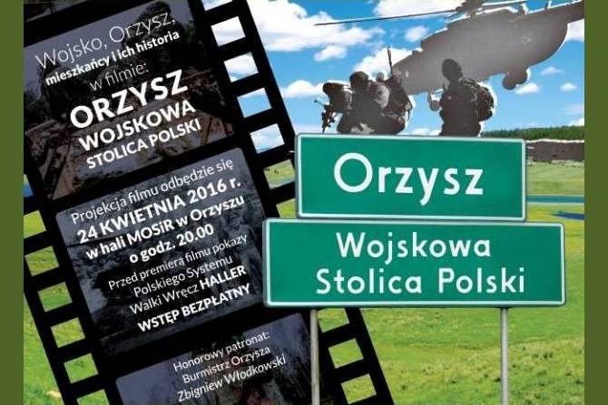 Jednostka Karna w filmie Orzysz wojskowa stolica Polski
