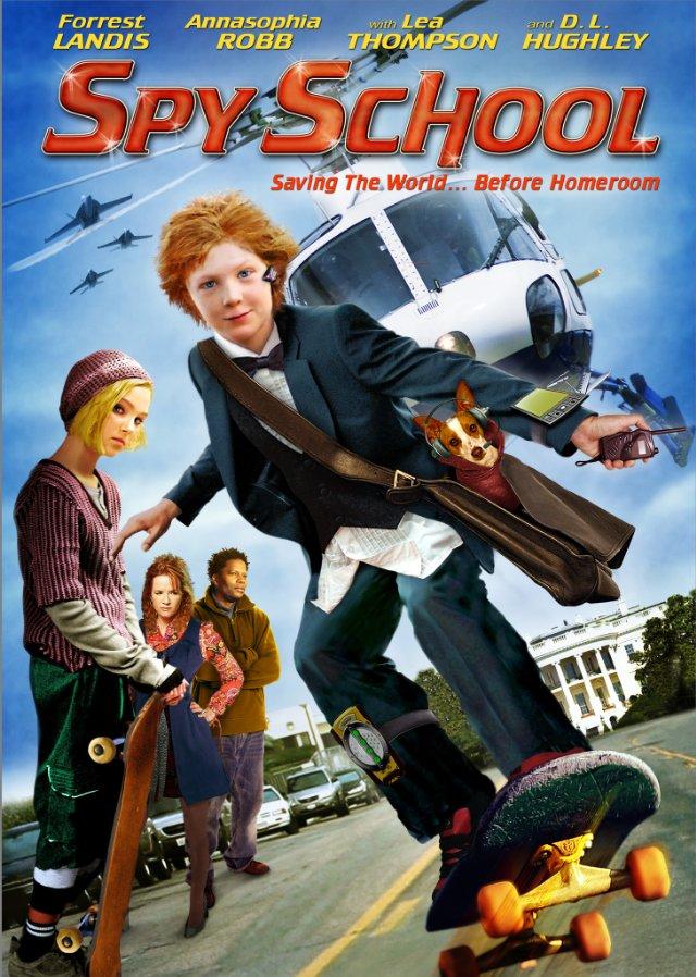 Szkoła szpiegowania / Spy School
