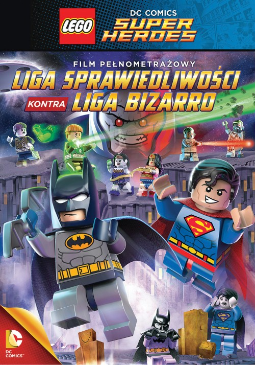 LEGO: Liga Sprawiedliwości kontra Liga Bizarro / Lego DC Comics Super Heroes: Justice League vs. Bizarro League