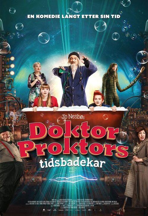 Doktor Proktor I Wanna Czasu / Doktor Proktors Tidsbadekar