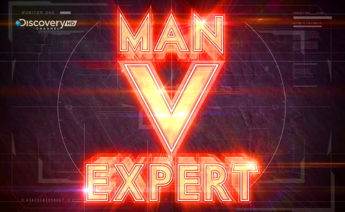 Amator kontra mistrz / Man vs Expert (Season 1)