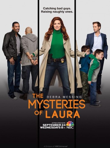 The Mysteries of Laura (Sezon 1)