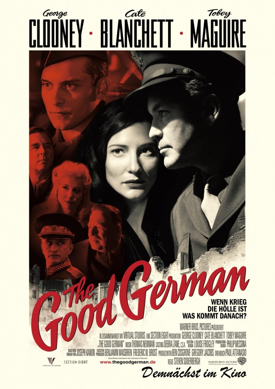 Dobry Niemiec / The Good German