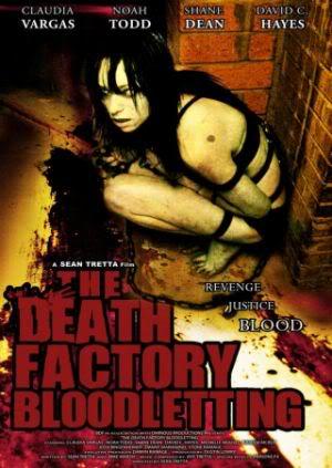 Fabryka Śmierci Krwotok / The Death Factory Bloodletting