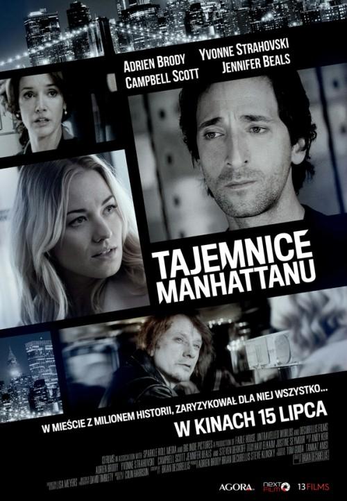 Tajemnice Manhattanu / Manhattan Night
