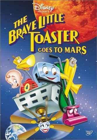 Dzielny Mały Toster jedzie na Marsa / The Brave Little Toaster Goes to Mars