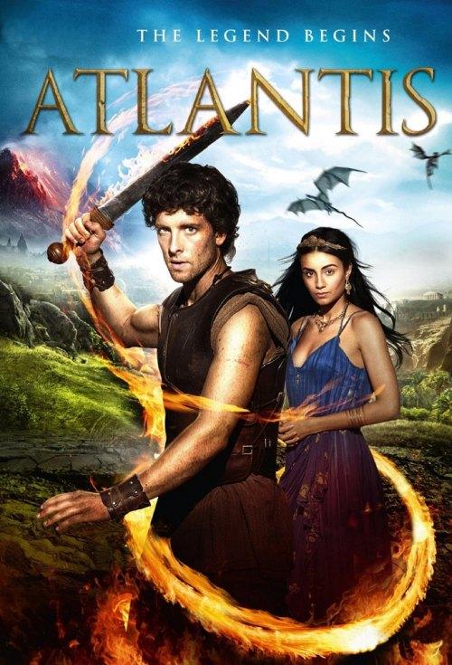 Atlantyda / Atlantis (sezon: 02)