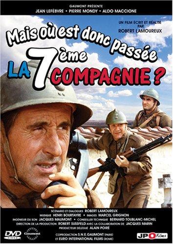 Gdzie się podziała siódma kompania / Mais ou est donc passée la septieme compagnie?