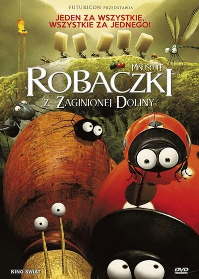 Robaczki z Zaginionej Doliny / Minuscule: Valley of the Lost Ants