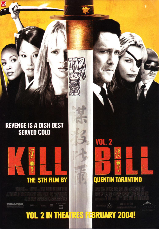 Kill Bill 2 / Kill Bill: Vol. 2