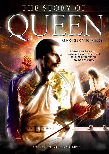 Freddie Mercury. Droga na szczyt / Queen: Mercury Rising