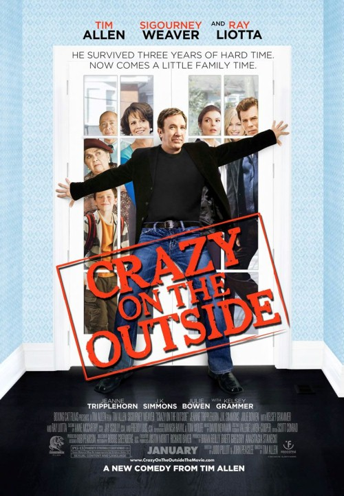 Wariat na wolności / Crazy on the Outside