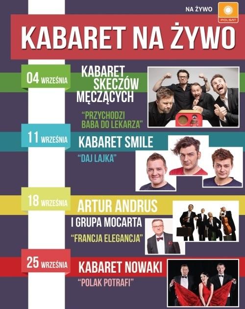 Kabaret Na Żywo (Sezon 01)
