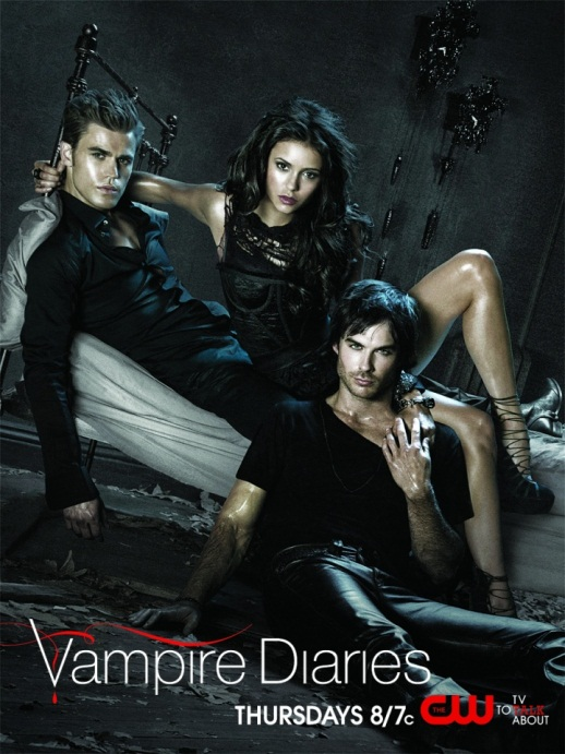 Pamiętniki wampirów / The Vampire Diaries - Sezon 4