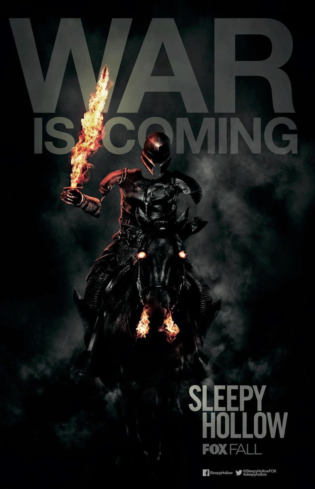 Jeździec Bez Głowy / Sleepy Hollow (Sezon: 02)