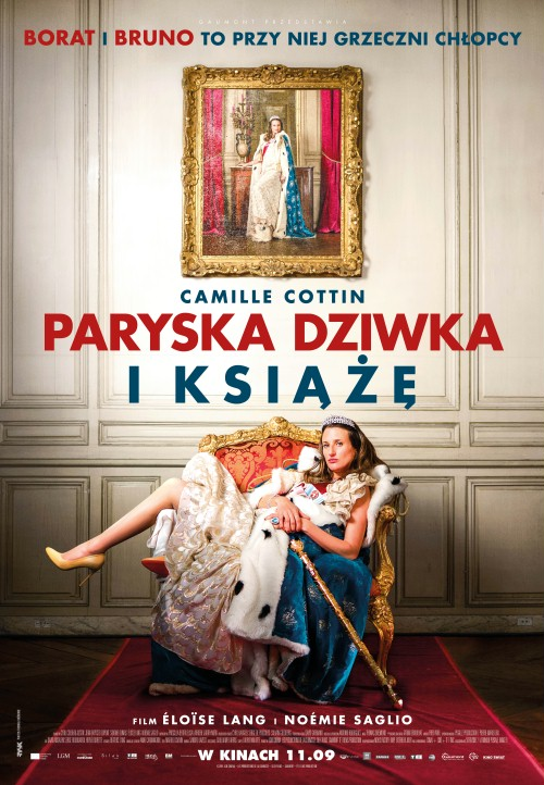 Paryska dziwka i książę / Harry Me The Royal Bitch of Buckingham / Connasse, princesse des coeurs