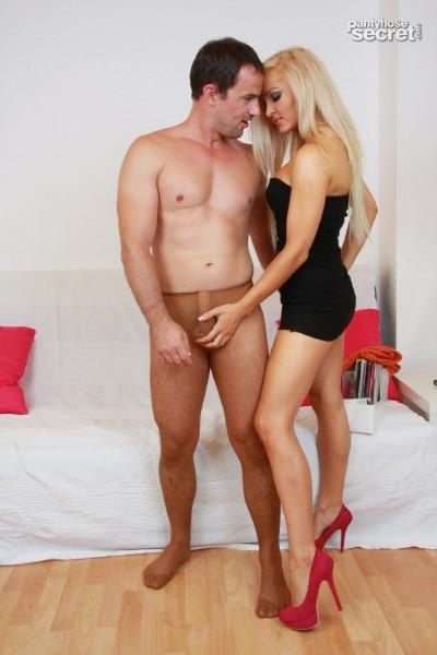 Pantyhose Secret - Nicky Angel
