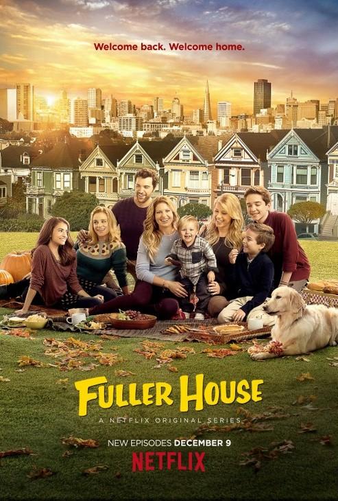 Pełniejsza chata / Fuller House (Sezon 1)