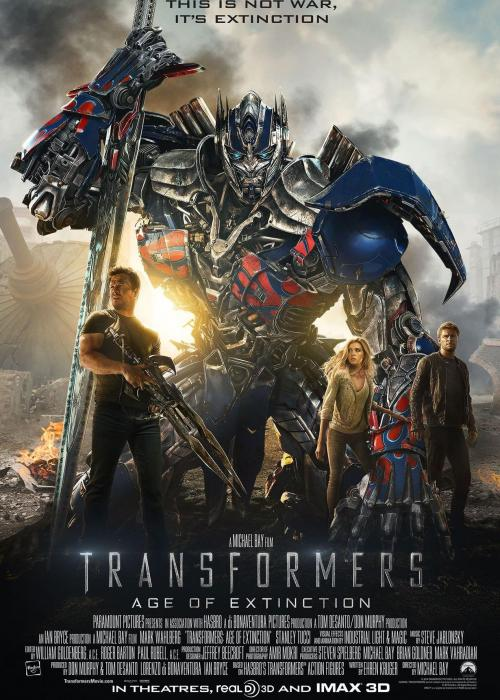 Transformers: Wiek Zagłady / Transformers: Age of Extinction