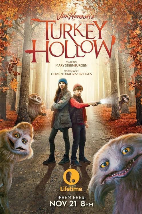 Tajemnice Turkey Hollow / Jim Henson's Turkey Hollow