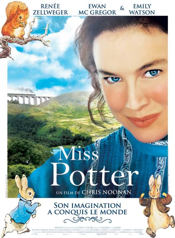 Pani Potter / Miss Potter