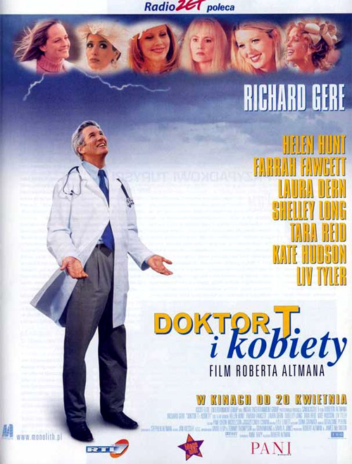 Doktor T i Kobiety / Dr T And The Women