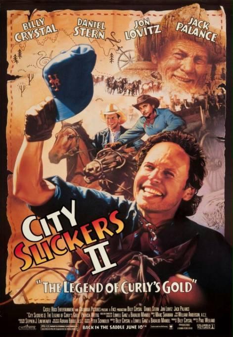 Złoto Dla Naiwnych / City Slickers II: The Legend of Curly's