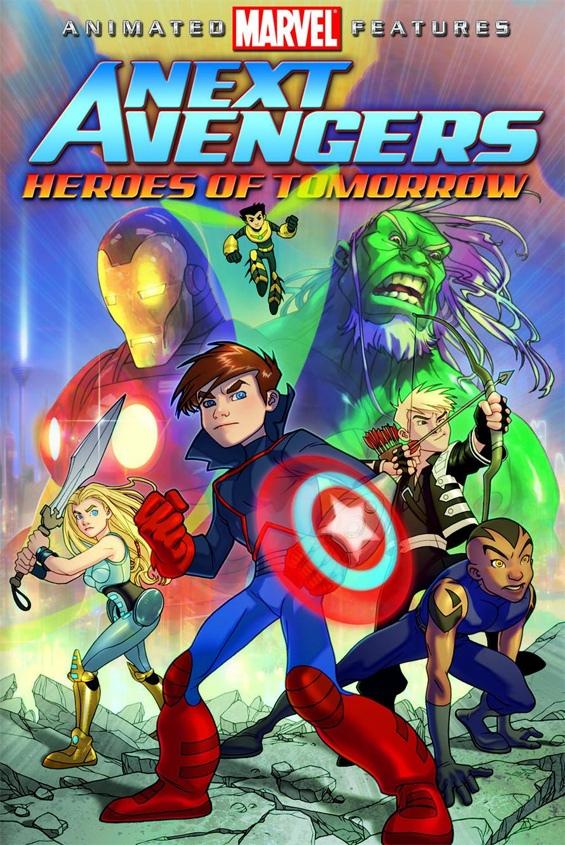 Mściciele Przyszłości / Next Avengers Heroes Of Tomorrow