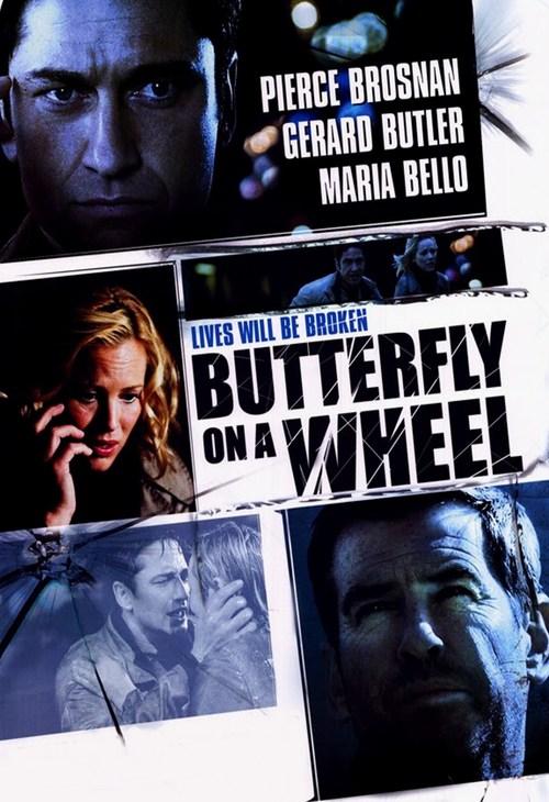 Godziny strachu / Butterfly on a Wheel