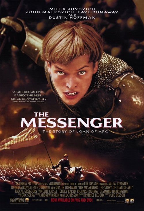 Joanna d'Arc /  The Messenger: The Story of Joan of Arc