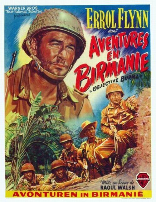 Operacja Birma / Objective, Burma!