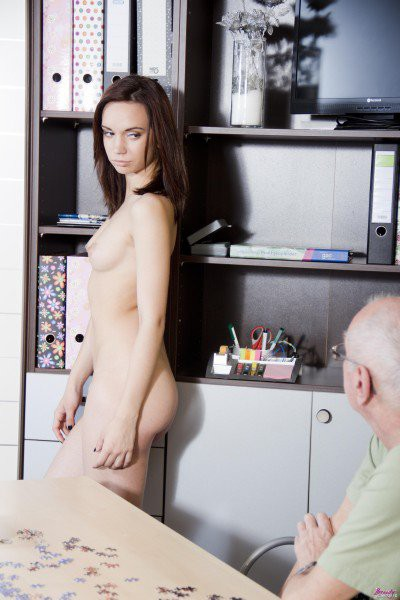 Shafry - Teen Love Fuck With Old Man
