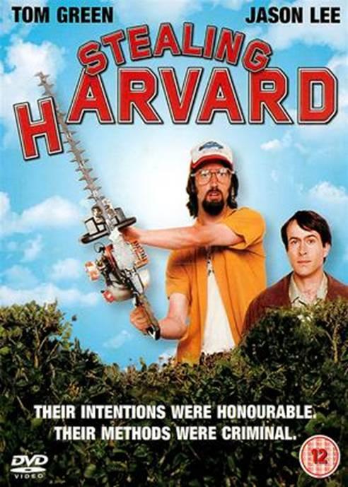Kasa albo życie / Stealing Harvard