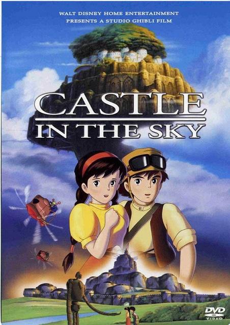 Laputa – podniebny zamek / Tenkû no shiro Rapyuta / Laputa: Castle in the Sky