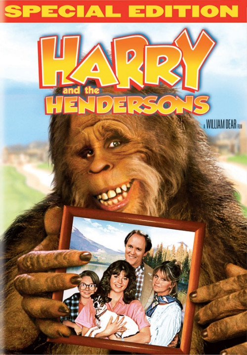 Harry i Hendersonowie / Harry and the Hendersons