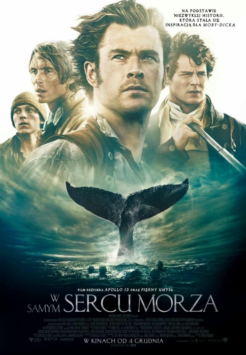 W Samym Sercu Morza / In the Heart of the Sea