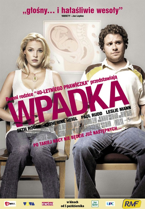 Wpadka / Knocked Up