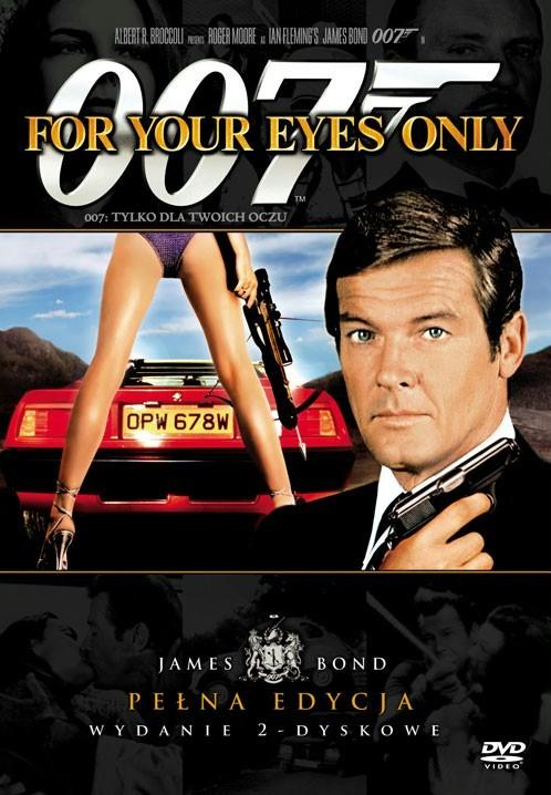 James Bond - Tylko dla twoich oczu / For Your Eyes Only