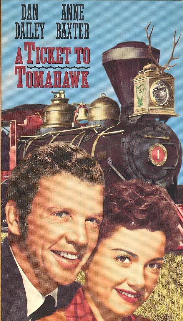 Podróż do Tomahawk / A Ticket to Tomahawk