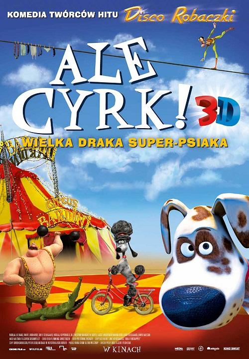 Ale cyrk! / Freddy Frogface