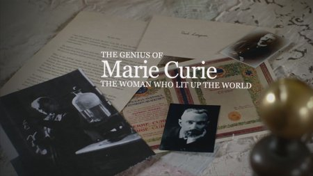 Maria Curie kobieta która olśniła świat / The Genius of Marie Curie The Woman Who Lit Up the World
