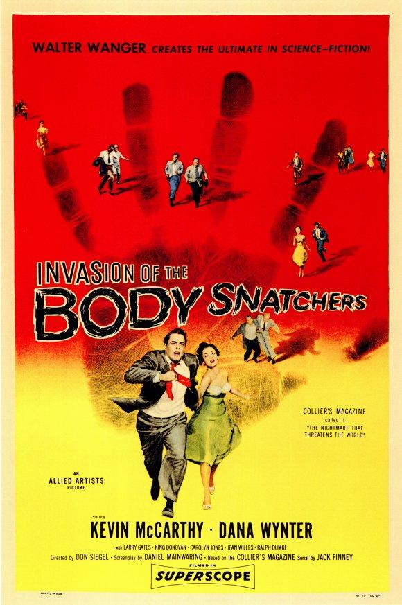 Inwazja porywaczy ciał / Invasion of the Body Snatchers