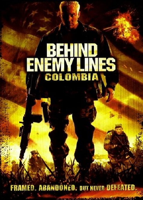 Za linią wroga: Kolumbia / Behind Enemy Lines: Colombia