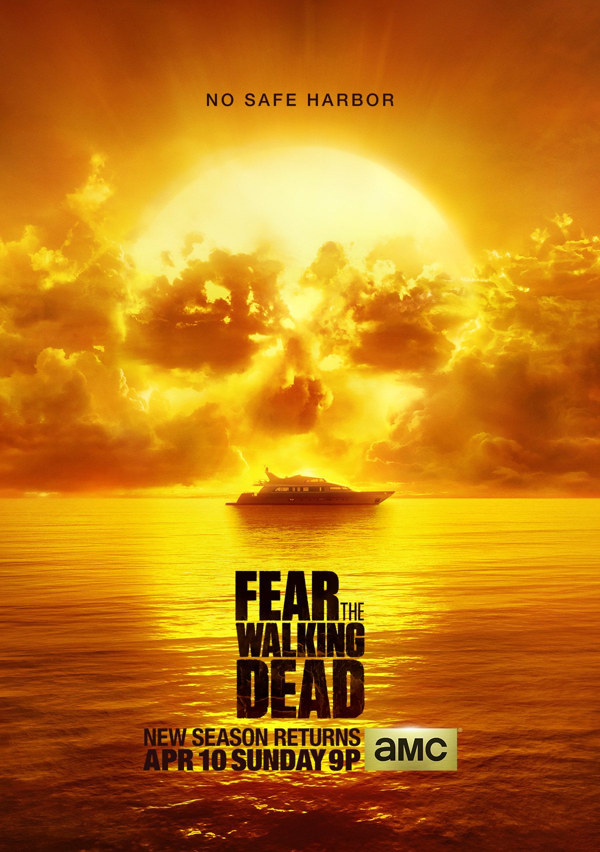 Fear the Walking Dead (Sezon 2)