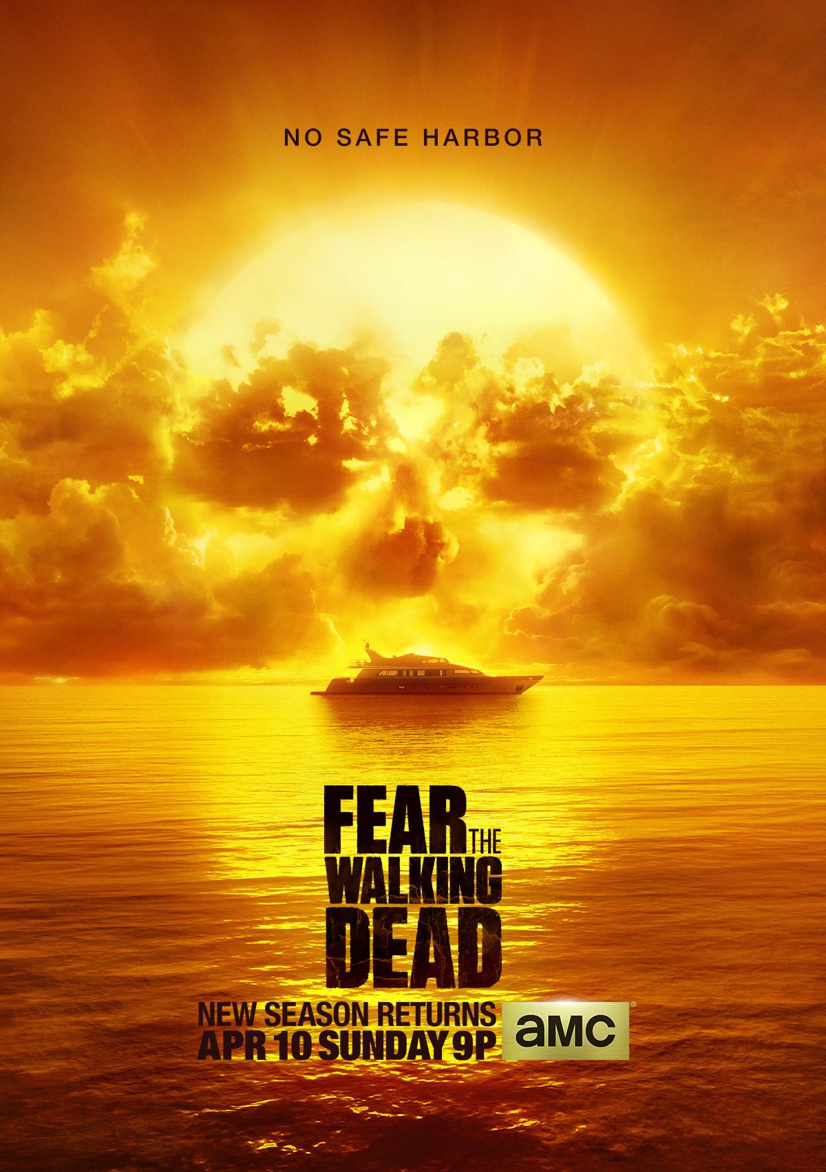 Fear the Walking Dead (Sezon 2)