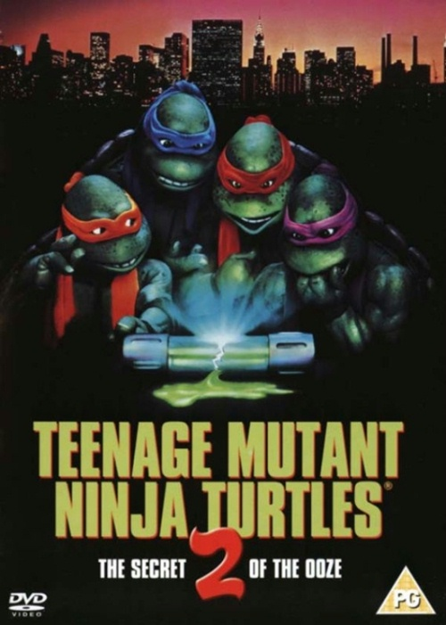 Wojownicze Żółwie Ninja II: Tajemnica Szlamu / Teenage Mutant Ninja Turtles II: The Secret of the Ooze