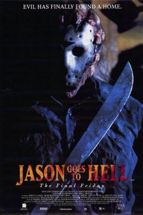 Piątek trzynastego IX: Jason idzie do piekła / Jason Goes to Hell: The Final Friday