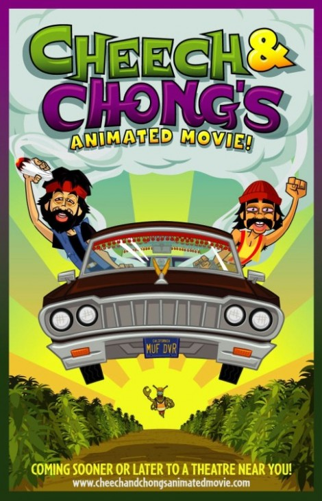 Animowani Cheech i Chong / Cheech & Chong's Animated Movie